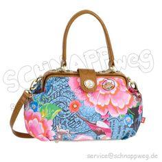 PiP Studio Tasche Mumbai Express Hand Bag Indigo