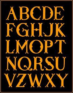 Showcase - Mokum fonts