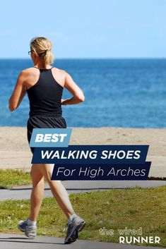 Best Walking Shoes For High Arches Shoes For High Arches, All Black Shoes, Orthopedic Shoes, Gel Cushion, Best Walking Shoes, Marathon Running, Pressure Points, Running Gear, Fitness Tracker