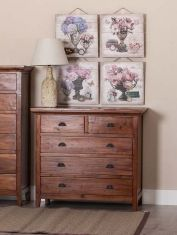 Commodes en Bois: Collection COLONIAL