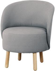 Bold Sessel mit Stoffbezug