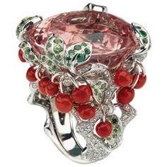 Dior Joaillerie Cherries   Cherries are ripe! ♫♪♫♪)