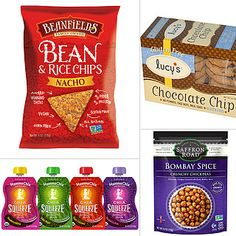 Best Healthy Store-Bought Snacks