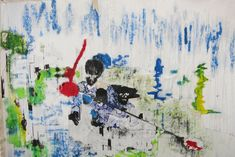 Gareth Nyandoro – We dem boyz, 2015. Ink on paper, 153 x 207 cm