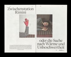 Young Swiss Magazin on Behance