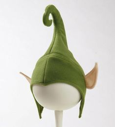 Sewing : Mystical Elf Hat Pattern