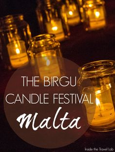 A beautiful summer festival of music and lights, the Birgu Candle Festival in Malta via Luxury Travel - Inside the Travel Lab - Abi King Malta, Travel Inspiration, Travel Ideas, Travel Guide, Best Cities In Europe, World Festival, Farm Crafts, Festivals Around The World, Unusual Things