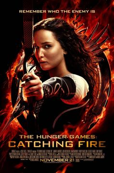 The Huger Games Trilogy is great. Enjoyed The Hunger Games movie and look forward to Catching Fire movie! The final trailer for The Hunger Games: Catching Fire to air this weekend