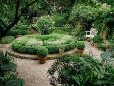 Modern homes garden design