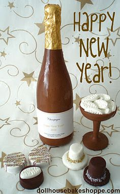 New Years Party Treats Roundup