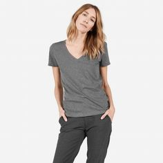 The Cotton V - Everlane, XS, any and all colors
