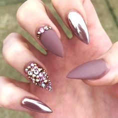 10 Next Level Nail Art Ideas You Need To Try #nail #art #designs #ideas #diy #summer #cute #easy