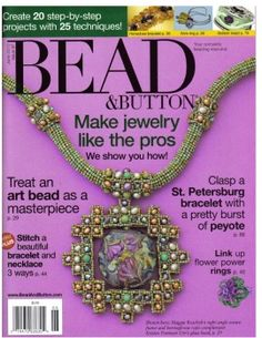 Bead & button №97 2010 free projects