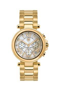 Andrew Marc Women's Club Jenna Chronograph Watch on HauteLook