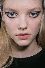 Бьюти-тренды всех Недель моды fw 2015 | Красота на Elle.ru