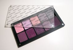 My New Purple Inglot Palette!