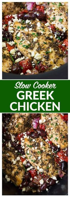 Delicious Crockpot Recipes, Crockpot Chicken Healthy, Healthy Slow Cooker, Crock Pot Slow Cooker, Crock Pot Cooking, Healthy Crockpot Dinners, Crockpot Lunch, Slow Cooker Roast, Crockpot Dishes