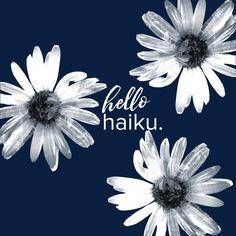 Day 140 - Hello Haiku.