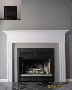 fireplaces and mantels ideas