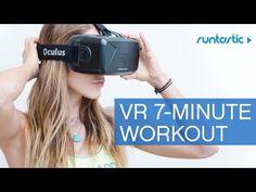 Runtastic Virtual Reality 7-Minute Workout (feat. Oculus Rift) -