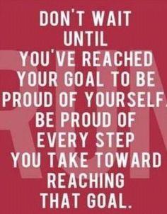 #fitness #motivation #beproud