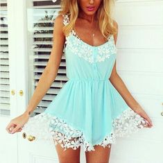 Fashion V-Neck Sleeveless Solid Color Chiffon Dress