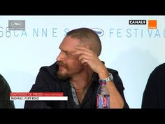 Tom Hardy's Perfect Answer to Reporter's Sexist Question (Mad Max) - YouTube
