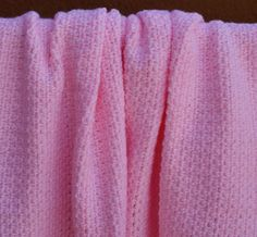 Learn How to Crochet Baby Blanket with This Free and Easy Pattern