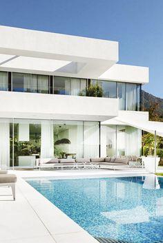 Summer dream houses