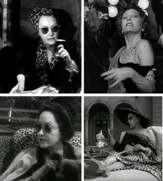 sunset boulevard- Gloria Swanson