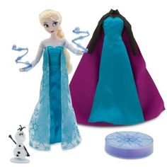 Disney Singing Elsa Frozen Dolls