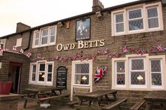 Owd Betts, Rochdale, Manchester Family friendly pub