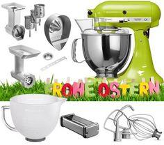 #Ostergeschenke für die Küche? Wie wär's mit einem #KitchenAid Schnäppchen für bunte #Ostern ?