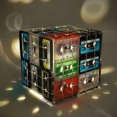 Lámpara cassettes