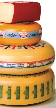 Dutch cheese is gaining popularity, so why not take a look into Gouda and other similar, hard cheeses? (p. 42)