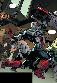 Captain America (Sam Wilson) by Stuart Immonen