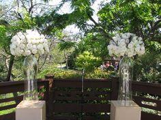Ceremony Floral Arrangements