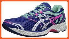 ASICS Women's Gel-equation 8 Running Shoe, Dazzling Blue/White/Hot Pink, 8 M US - Athletic shoes for women (*Amazon Partner-Link)