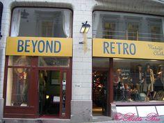 Stockholm - Shopping-Tipp: Beyond Retro