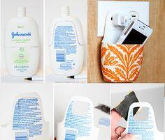 Regalos creativos hechos por hombres para mujeres: Base para cargar el celular.