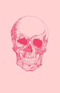 Mr. Skull Art Print by LOOSE GERMS   Society6
