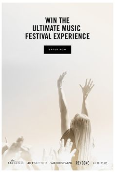 Enter & Win the VIP Experience to Outside Lands