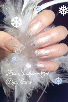 Glitter and Swarovski 😆❄️ Bio Sculpture Gel Nails, Creative Inspiration, Swarovski, Sparkle, Glitter, Shower, Glass, Beauty, Rain Shower Heads