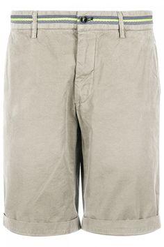 Masons Herren Bermuda Shorts Torino Elegance Grau | SAILERstyle Masons, Bermuda Shorts, Elegant, Fashion, Gray, Cotton, Women's, Classy, Fashion Styles