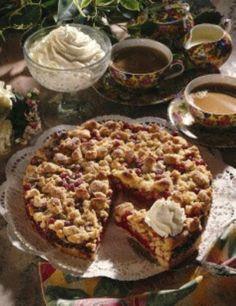 Johannisbeer-Streuselkuchen Rezept