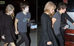 Harry e Taylor flagrados de mãos dadas <3 - Amiga, que Bafo! - CAPRICHO