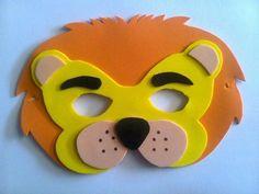 Como fazer máscaras de animais para crianças - umComo