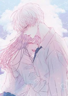 Pretty Anime Girl, Cute Anime Guys, Anime Art Girl, Manga Girl, Anime Girls, Anime Amor, Chica Anime Manga, Anime Couples Drawings, Anime Couples Manga