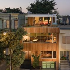 Beautiful Live Work Play House in San Francisco.