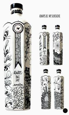 TOKA - Um história desenhada à mão.